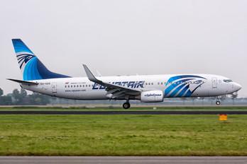 SU-GDE - Egyptair Boeing 737-800