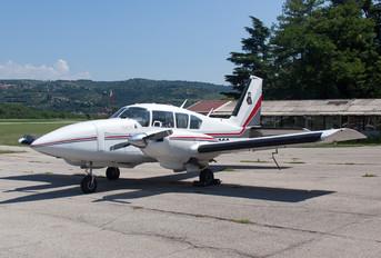 N54862 - Private Piper PA-23 Aztec