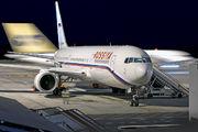 EI-ECB - Rossiya Boeing 767-300 aircraft