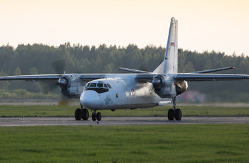 RA-26086 - Pskovavia Antonov An-26 (all models)