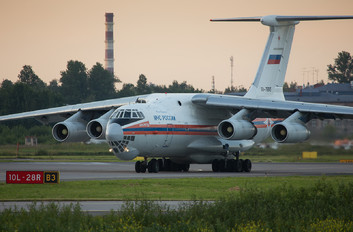 RA-76845 - Russia - МЧС России EMERCOM Ilyushin Il-76 (all models)