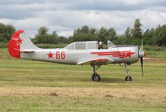 G-YAKN - Yakovlevs Yakovlev Yak-52