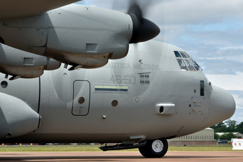 MM62185 - Italy - Air Force Lockheed C-130J Hercules