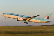 HL8285 - Korean Air Cargo Boeing 777-200F aircraft