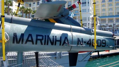 N-4009 - Brazil - Navy Westland Lynx