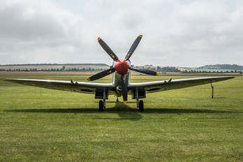 SM845 - Historic Flying Supermarine Spitfire FR.XVIIIe