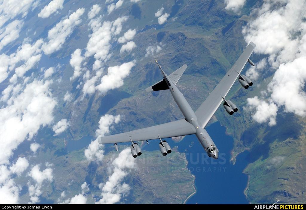 USA - Air Force 60-0017 aircraft at Off Airport - Scotland