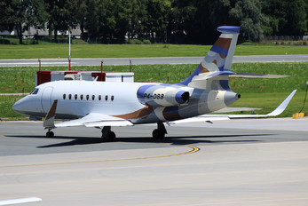 P4-DBB - Hyperion Aviation Dassault Falcon 2000LX