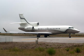 CS-DTT - Private Dassault Falcon 7X