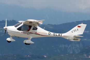 D-ELAT - Private Flight Design CTLS