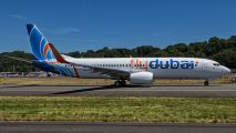 A6-FEN - flyDubai Boeing 737-800 aircraft