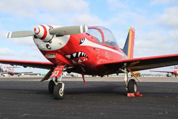 "ST-03 - Belgium - Air Force ""Les Diables Rouges"" SIAI-Marchetti SF-260"