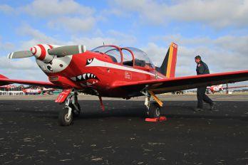 "ST-31 - Belgium - Air Force ""Les Diables Rouges"" SIAI-Marchetti SF-260"