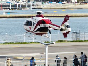 JA02YP - The Yomiuri Shimbun Eurocopter EC135 (all models)