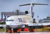 PR-TTB - Total Linhas Aéreas Boeing 727-200 aircraft