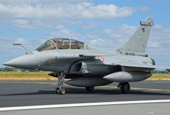 341 - France - Air Force Dassault Rafale B