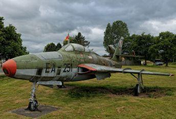 EA-251 - Germany - Air Force Republic RF-84F Thunderflash