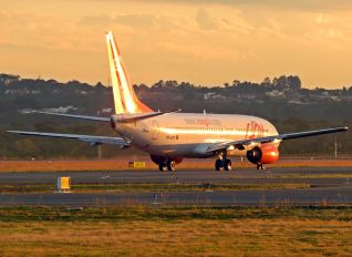 PR-GOT - GOL Transportes Aéreos  Boeing 737-800
