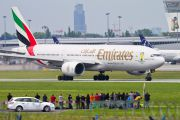 A6-EME - Emirates Airlines Boeing 777-200 aircraft