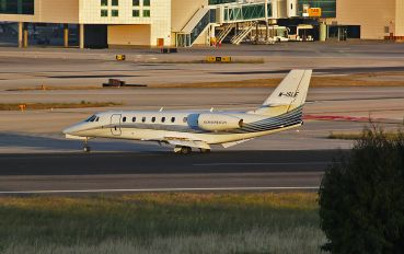 M-ISLE - Private Cessna 680 Sovereign