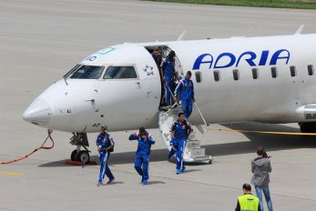 S5-AAD - Adria Airways Canadair CL-600 CRJ-200