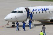 S5-AAD - Adria Airways Canadair CL-600 CRJ-200 aircraft