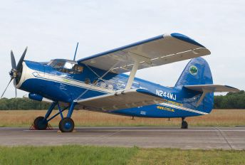 N244MJ - Private Antonov An-2