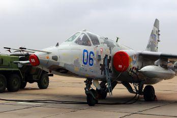 06 - Ukraine - Air Force Sukhoi Su-25M1