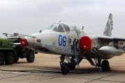 06 - Ukraine - Air Force Sukhoi Su-25M1 aircraft