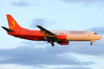 OM-GTC - Hamburg Airways Boeing 737-400
