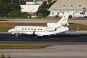 SX-JET - Private Dassault Falcon 7X aircraft