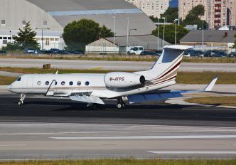 M-ATPS - Private Gulfstream Aerospace G-V, G-V-SP, G500, G550