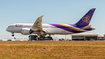 HS-TQA - Thai Airways Boeing 787-8 Dreamliner aircraft