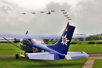 HB-CBZ - Mountain Skydive Fallschirmschule Cessna 182 Skylane (all models except RG)