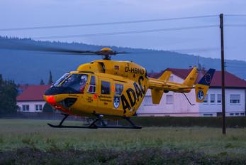 D-HBND - ADAC Luftrettung Eurocopter BK117