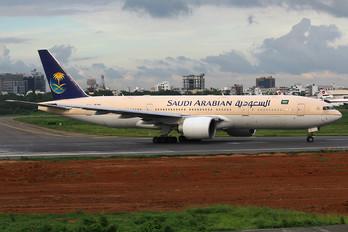 HZ-AKL - Saudi Arabian Airlines Boeing 777-200ER
