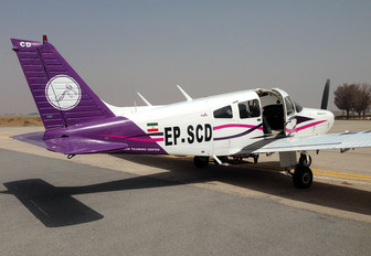 EP-SCD - Parsis Aviation Training Center Piper PA-28 Cherokee