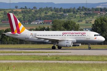 D-AGWC - Germanwings Airbus A319