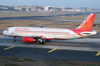 VT-ESD - Air India Airbus A320