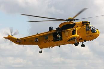 XZ595 - Royal Air Force Westland Sea King HAR.3
