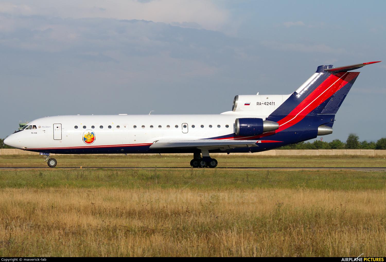 Rusjet Aircompany RA-42411 aircraft at Simferepol Intl