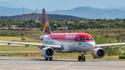 N266CT - Avianca Airbus A319