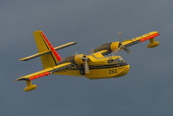 N262NR - Aero Flite Equipment Leasing Inc. Canadair CL-215