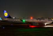 D-AIUA - Lufthansa Airbus A320 aircraft