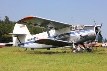 RA-02853 - Private Antonov An-2