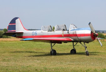 06 - Private Yakovlev Yak-52