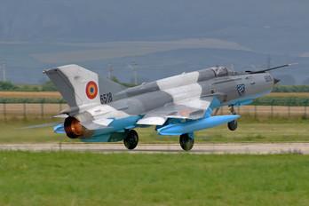 6518 - Romania - Air Force Mikoyan-Gurevich MiG-21 LanceR C