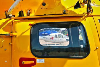 OO-HSN - Instituut voor Medische Dringende Hulpverlening Aerospatiale AS355 Ecureuil 2 / Twin Squirrel 2