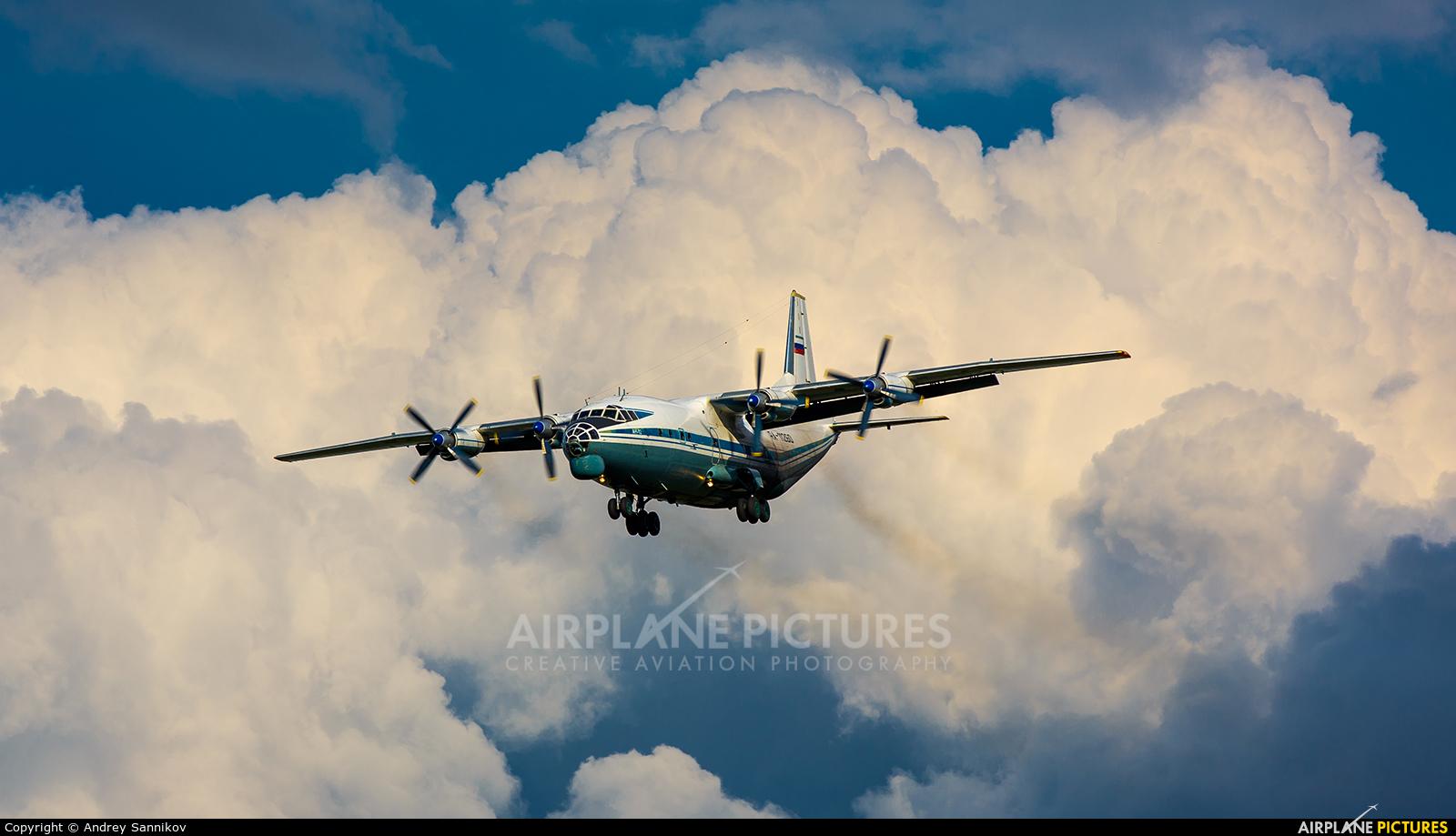 Russia - Air Force RA-11260 aircraft at Chelyabinsk Shagol