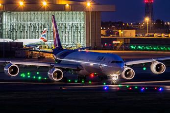 HS-TND - Thai Airways Airbus A340-600